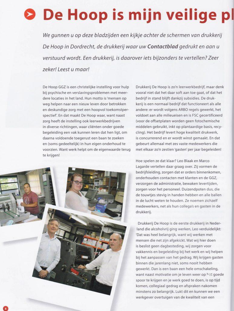 2018 Artikel DH Drukkerij JohanniterNL 0001 1