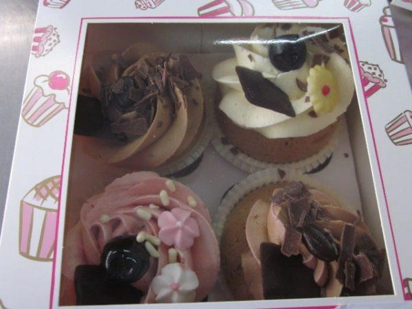 cupcakes Bakkerij De Hoop Brood en Banket