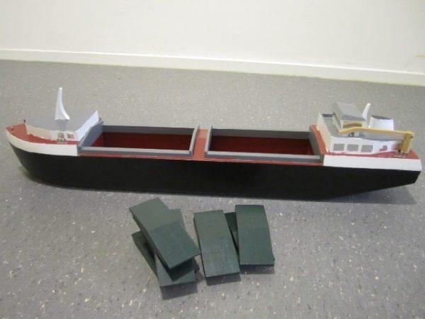 Meubelmakerij scheepsvloot 1
