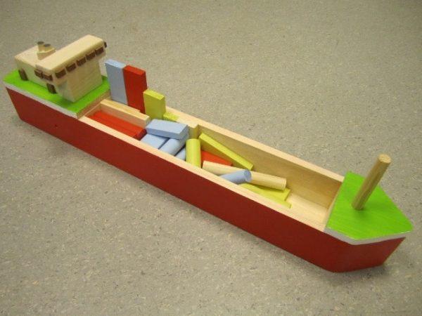 Meubelmakerij scheepsvloot 19