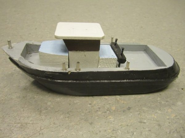 Meubelmakerij scheepsvloot 3