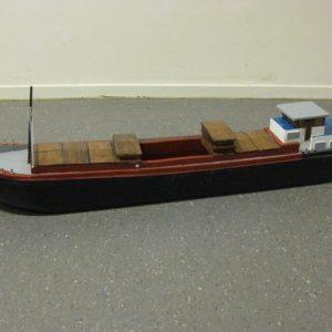 Speelgoed Houten Klipper schip (50 x12cm)