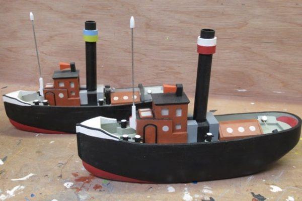 Meubelmakerij scheepsvloot 7