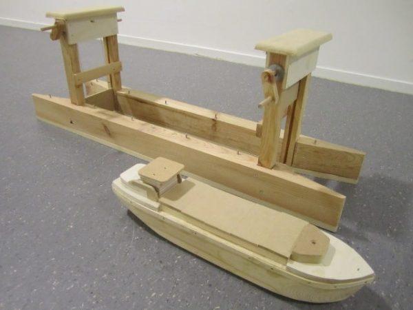 Meubelmakerij scheepsvloot 9