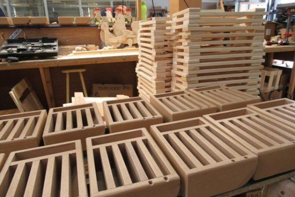 Houten seriewerk maatwerk producten en halffabricaten - De Hoop Meubelmakerij