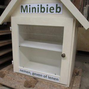 minibieb straatbibliotheek