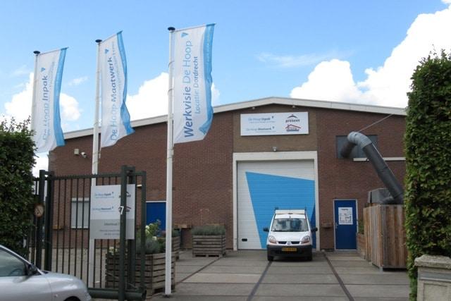 Werkvisie de hoop Dordrecht