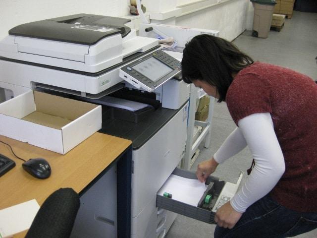 Printservice Werkvisie De Hoop