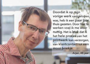Quote Arjan
