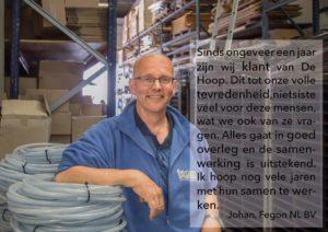 Quote klant Johan FEGON