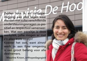 Quote extern Maurine Kroon