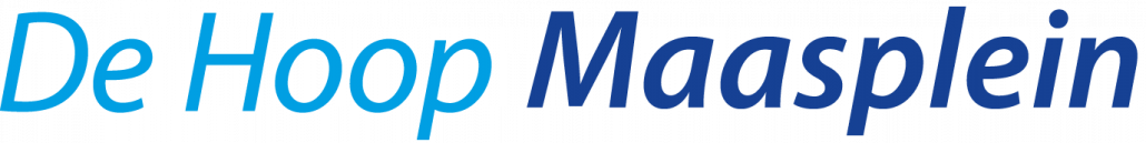 Logo DH Maasplein 2020 blank