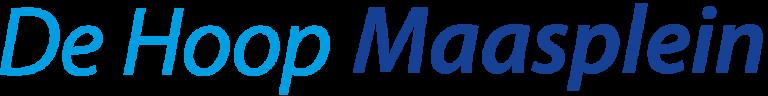 MFC De Hoop Maasplein Werkvisie De Hoop