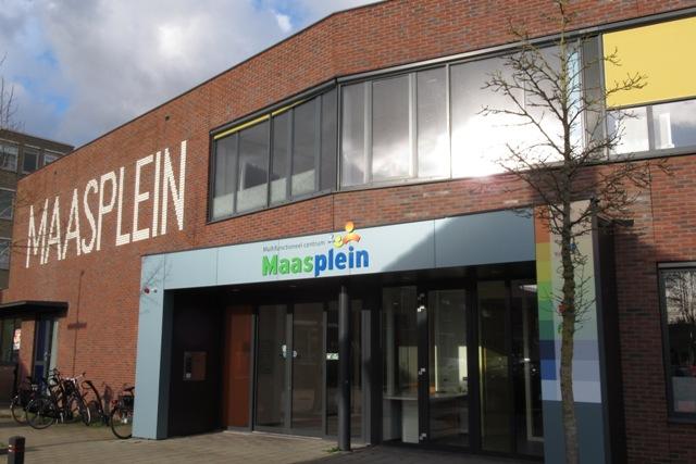 De Hoop Maasplein MFC Werkvisie Maasplein