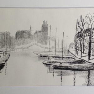 Dordrecht haven