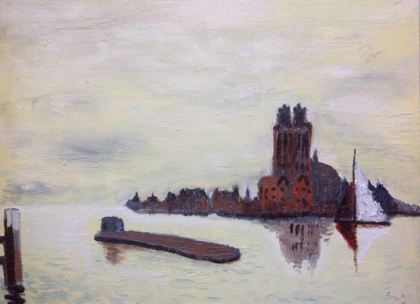 Adriaan 9 Dordrecht Langs Hollands oudste stad