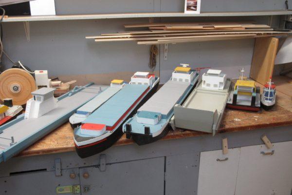 Meubelmakerij scheepsvloot 63