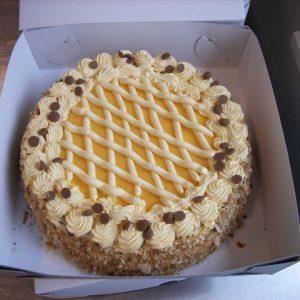 crèmetaart