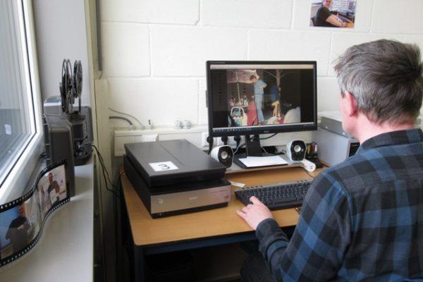 dia digitalisering beeld en audio werkvisie de hoop