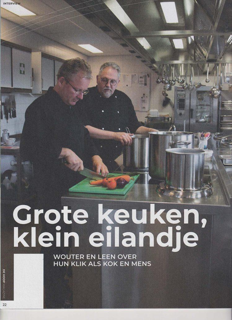 Grote keuken klein eilandje De Hoop magazine 202010 1