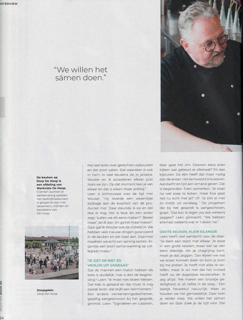 Grote keuken klein eilandje De Hoop magazine 202010 3