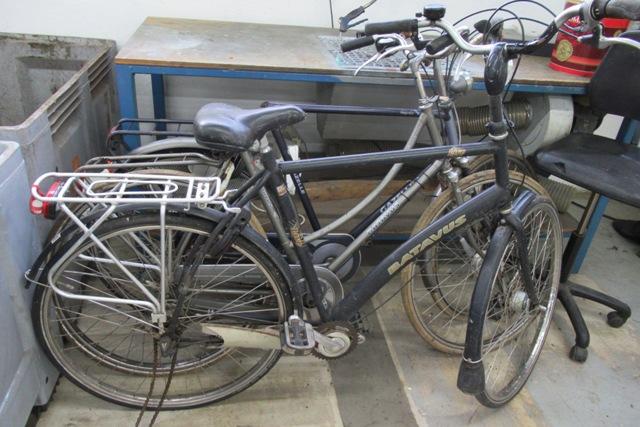 oude fietsen de hoop fietsenmakerij