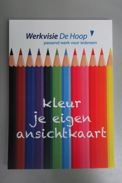 kleurblok de hoop drukkerij