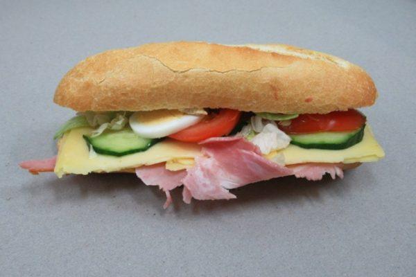 Broodje gezond - Bakkerij De Hoop Brood en Banket