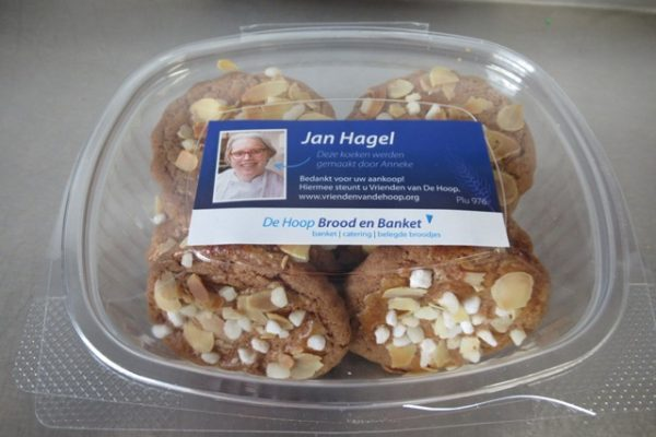 Janhagel koekjes- Bakkerij De Hoop Brood en Banket