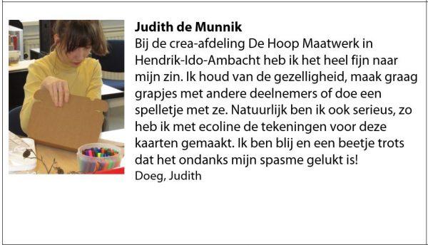 Judiths verhaal