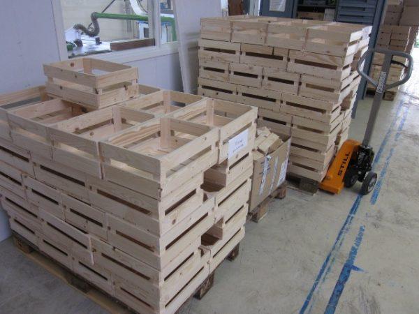 Ambachtse Bedrijven houten seriewerk 10