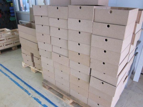 Ambachtse Bedrijven houten seriewerk 11