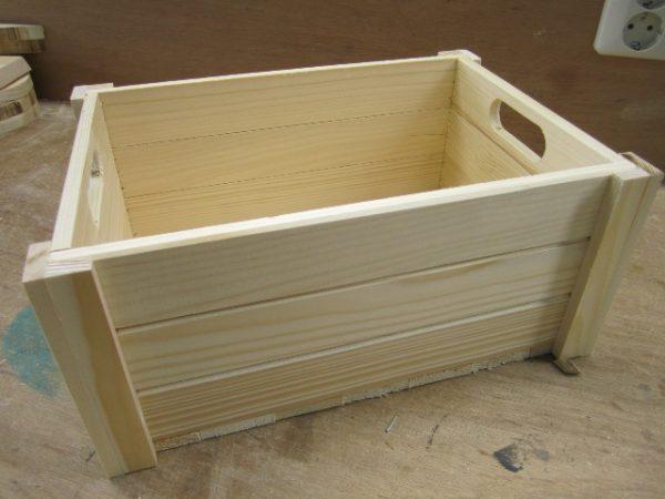 Ambachtse Bedrijven houten seriewerk 13