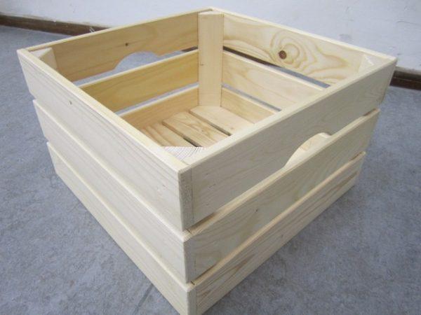 Ambachtse Bedrijven houten seriewerk 19