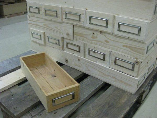 Ambachtse Bedrijven houten seriewerk 22 1
