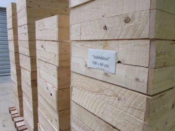 Ambachtse Bedrijven houten seriewerk 4
