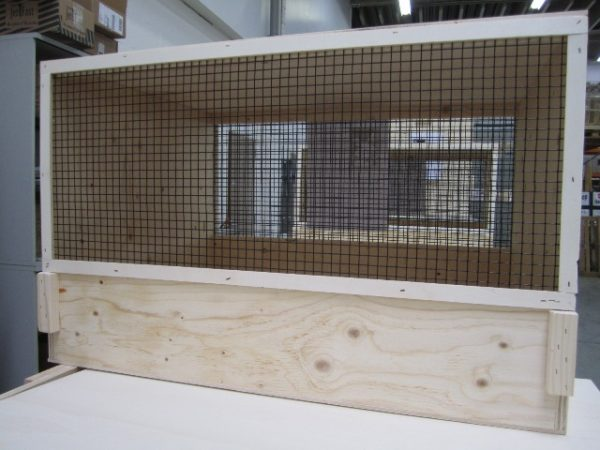 Ambachtse Bedrijven houten seriewerk 6