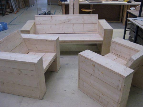 Lounge stoel 1