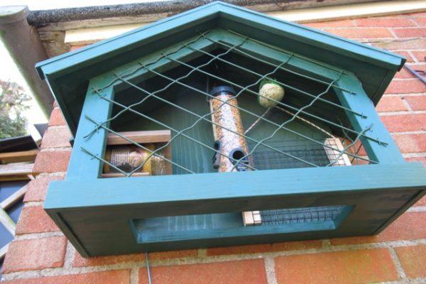 Vogelvoeder beschermkooi 5