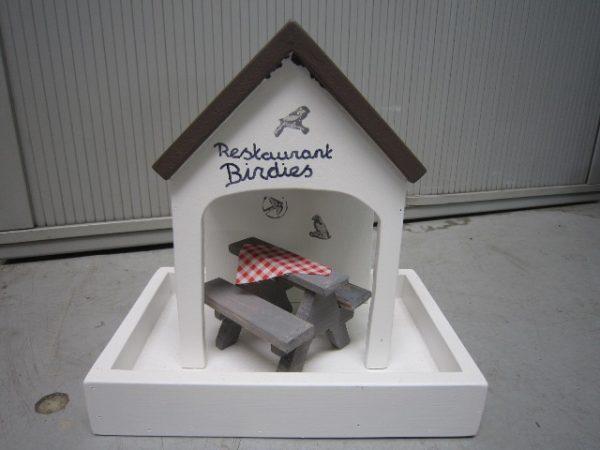 Vogelvoederhuis 4