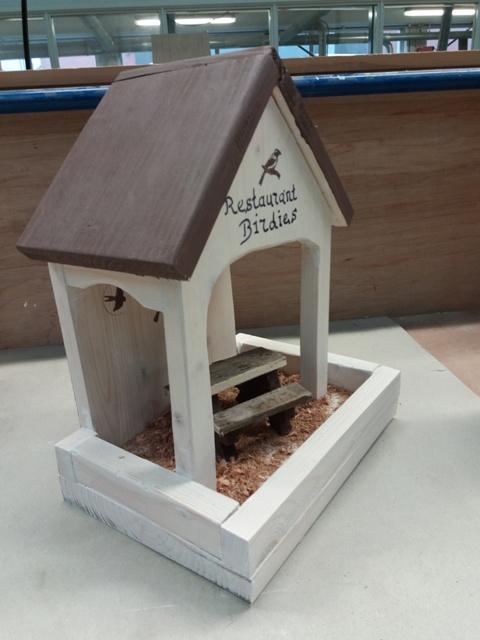 Vogelvoederhuis 6