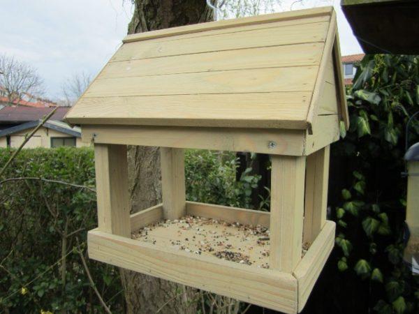 Vogelvoederhuis 9